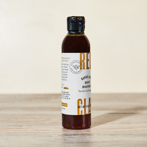 Barrel Aged Hot Honey by Red Clay