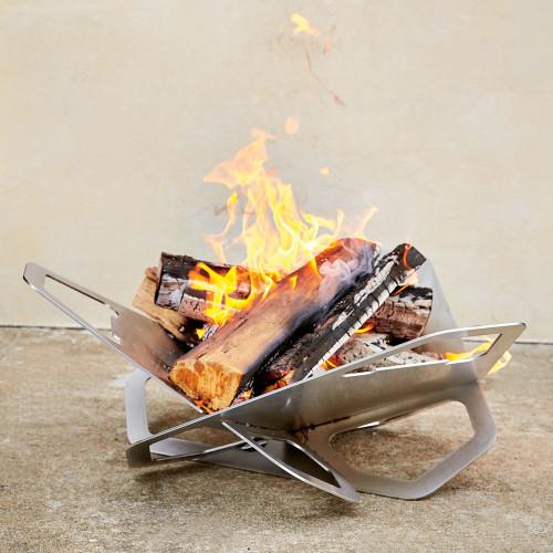 Fireflower Fire Pit by Deus Modern