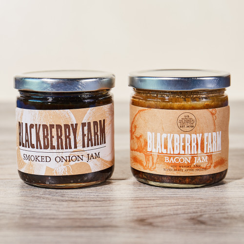 Savory Jams by Blackberry Farm