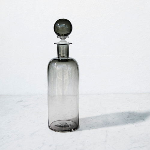 Slate Decanter by Terrane Glass