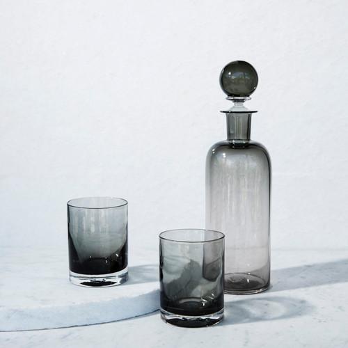 Slate Decanter by Terrane Glass Co.