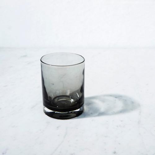 Slate Rocks Glass by Terrane Glass Co.