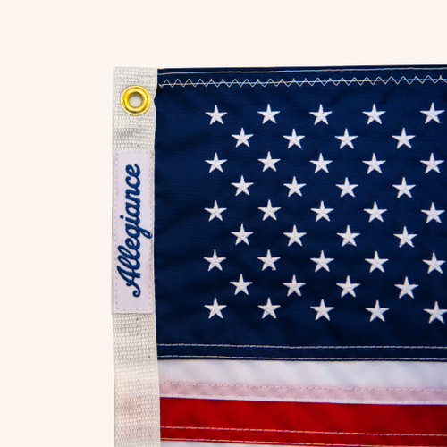 The Captain Boat Flag by Allegiance Flag Supply