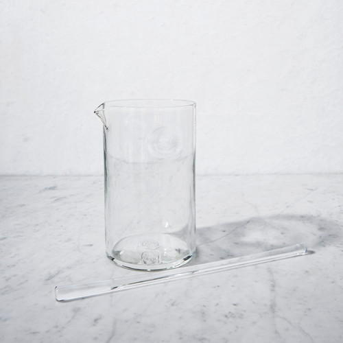 Mixing Glass by Terrane Glass
