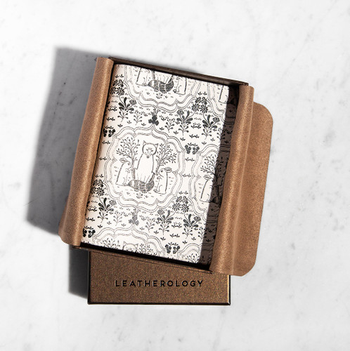 Passport Cover by Leatherology