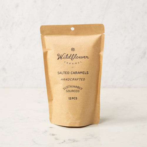 Salted Caramels by Wildflower Caramel Co.