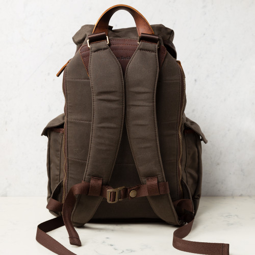 Rucksack by Tom Beckbe