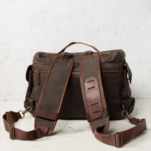 Field Bag by Tom Beckbe