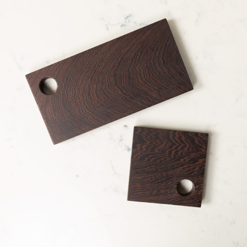 African Wenge Cutting Boards by Monolith Knives