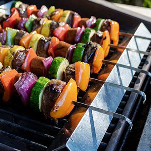 Grill Skewers by Sea Island Forge