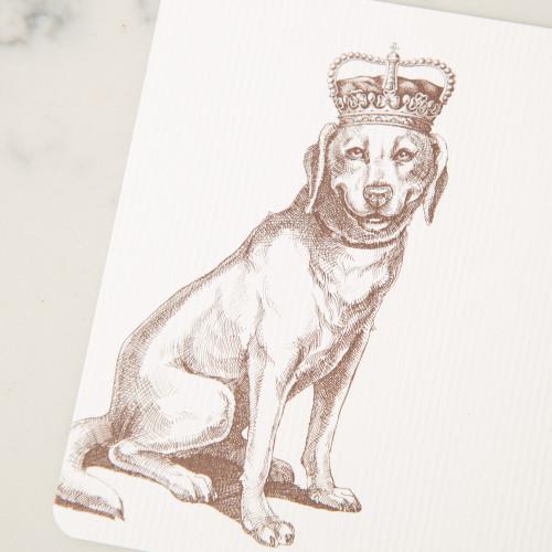 Royal Labrador Note Set by Alexa Pulitzer