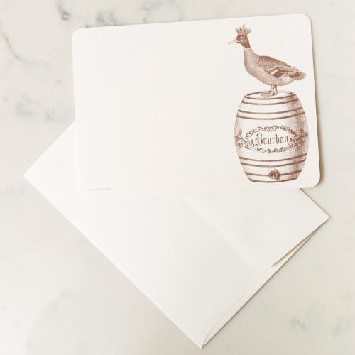 Drunk Duck Note Set by Alexa Pulitzer
