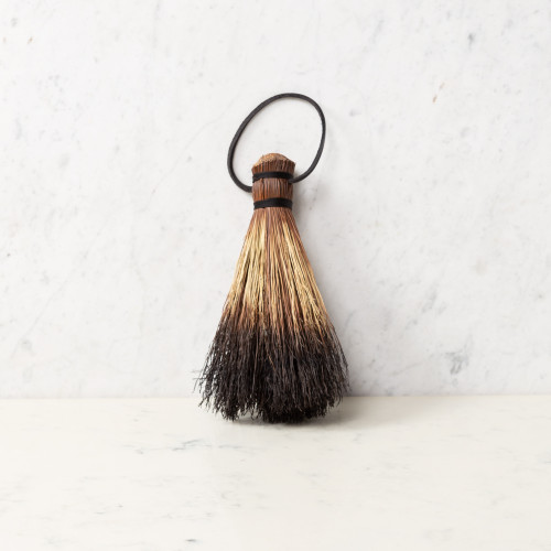 Tiger Tail Dyed Small Brush by Sunhouse Craft