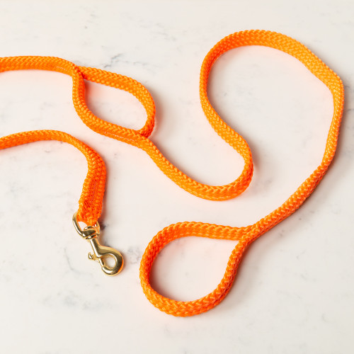Double Handle Dog Leash by Sailor Craft Knots