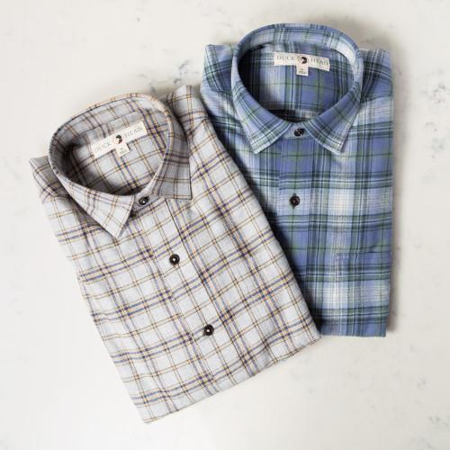 Lynchburg Flannel Shirt by Duck Head