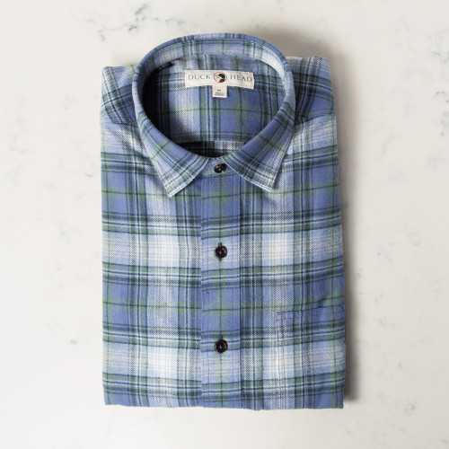 Plainfield Flannel Shirt by Duck Head