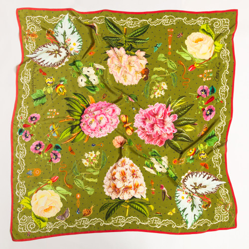 Rhododendron Scarf by Carson & Co.