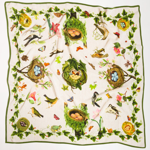 Bird's Nest Scarf by Carson & Co.