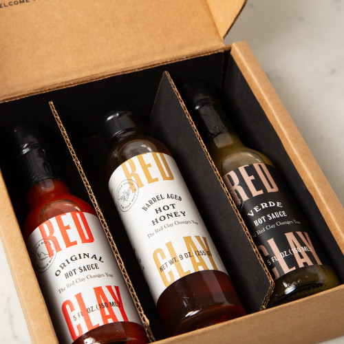 Trio Box by Red Clay