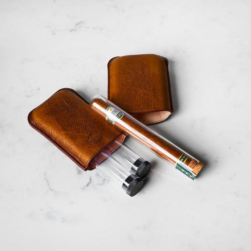 Bison Cigar Case by Dark's Designs