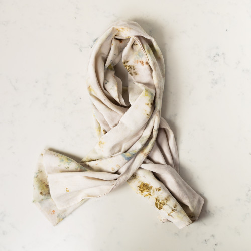 Rectangle Scarf by Saint Virginia