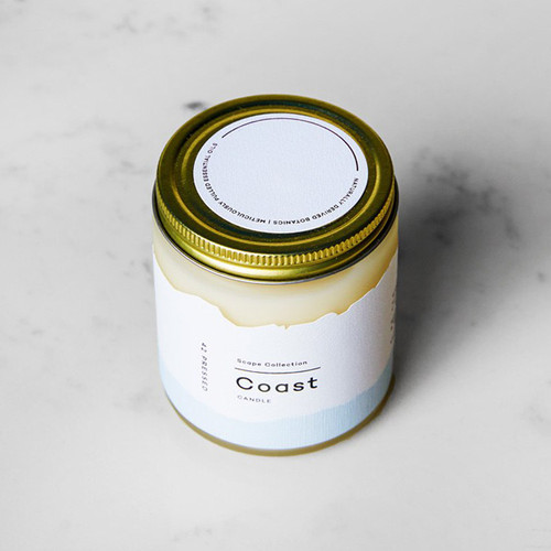 Coast Candle by 42 Pressed