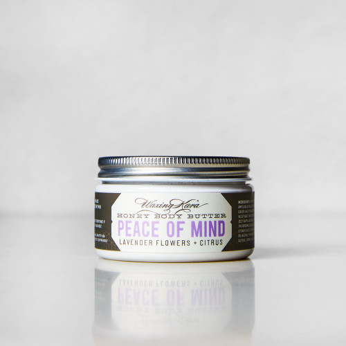 Peace of Mind Body Butter by Waxing Kara