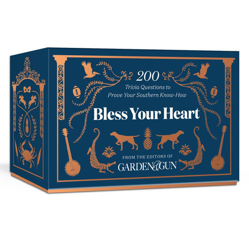 Bless Your Heart Trivia Game by Garden & Gun