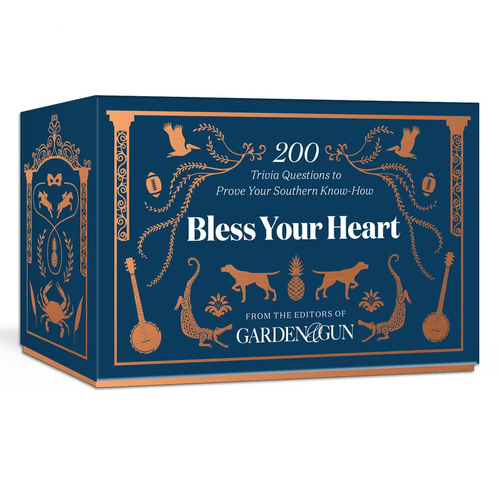 Bless Your Heart Trivia Game by Garden & Gun