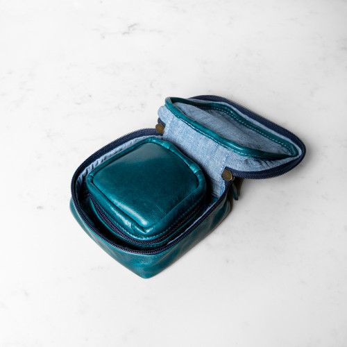 Bermuda Travel Pouches by Moore & Giles