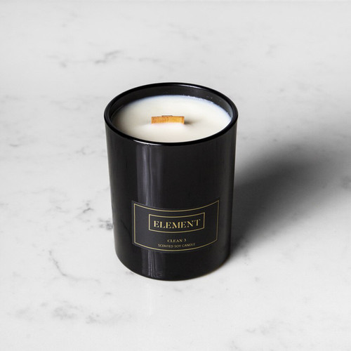 Clean Scented Candle by Element