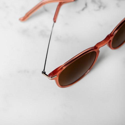 Catalina Rosa Sunglasses by Maho Shades