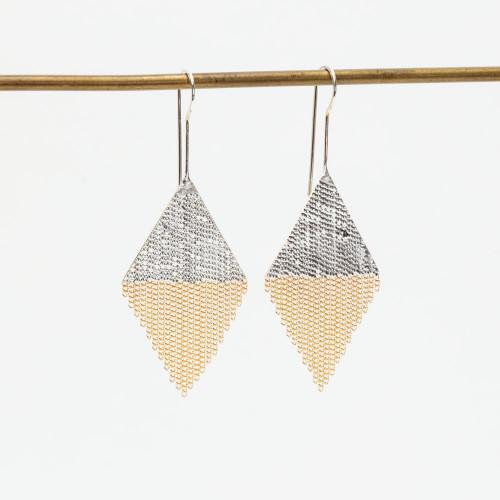 Confetti Earring by Hannah Keefe