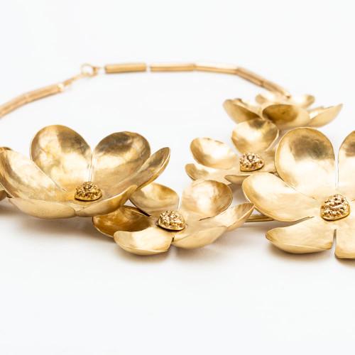 Poppy Necklace by Julie Cohn Design