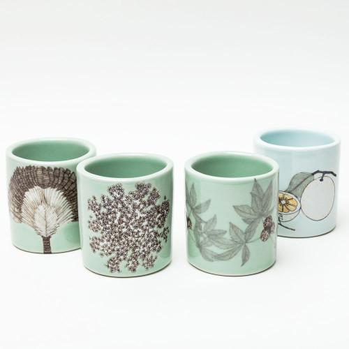Orange Cup by SKT Ceramics