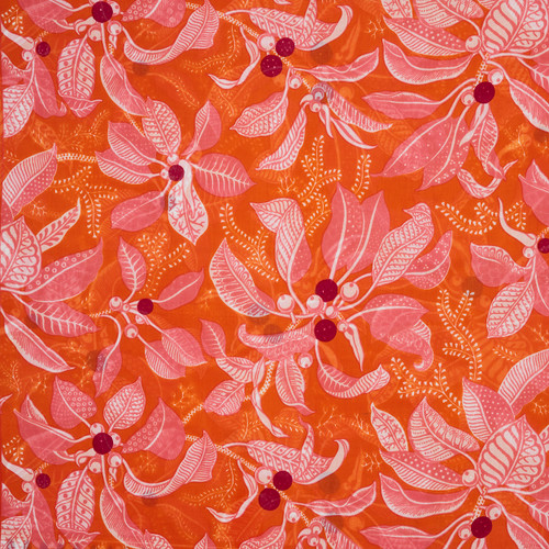 Fig Pink Sarong by Utopia Goods