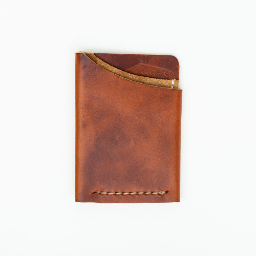 No. 7 Card Case Wallet by Iron Rivet