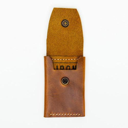 No. 33 Snap Wallet by Iron Rivet