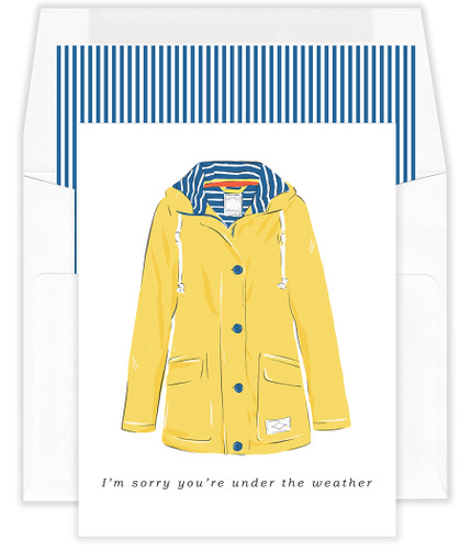 Under the Weather Card by Grove Street Press