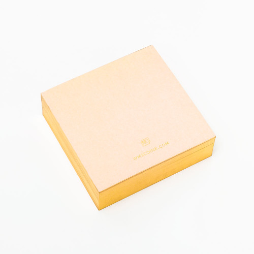 Blush Square Pad by Wms & Co.