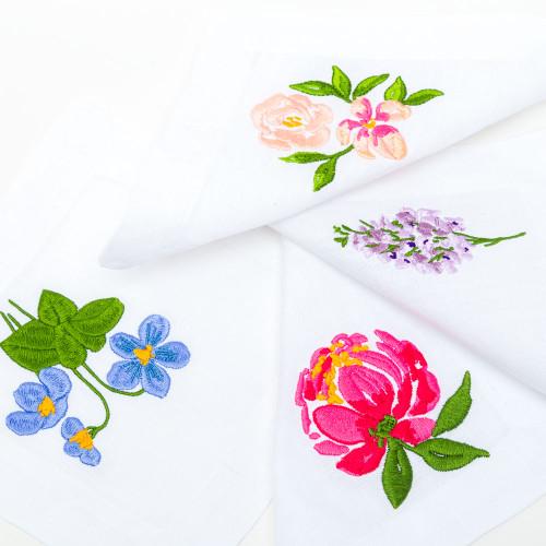 Botanical Napkin Set by Lettermade