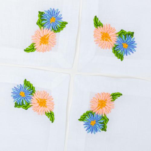 Daisy Napkin Set by Lettermade
