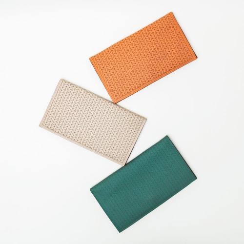 Clutch Wallet with Wristlet Strap by Molly M Designs