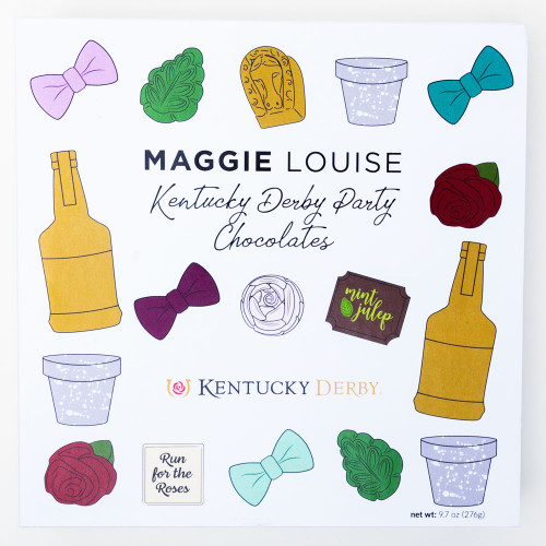 Kentucky Derby Party Box by Maggie Louise Confections