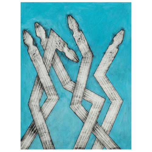 Untitled (5) by Fletcher Williams III (unframed)