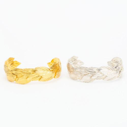 Sea Oat Cuff by Gogo Jewelry