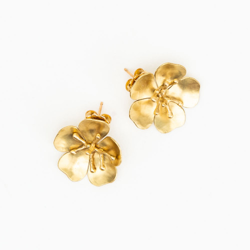 Cherry Blossom Post Earrings by Julie Cohn Design