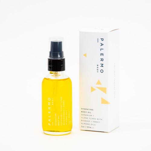 Body Oils by Palermo Body