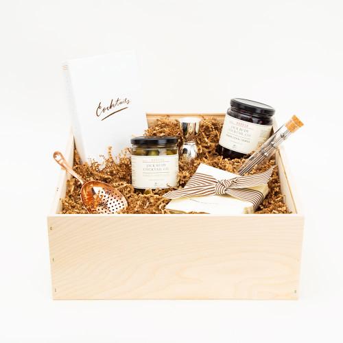 Bar Cart Essentials Gift Box