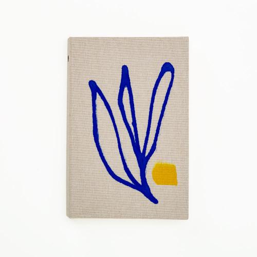 Leaf Cloth Book by Moglea